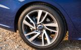 17in Subaru Levorg alloys