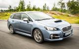 168bhp Subaru Levorg