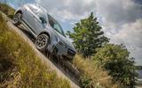 Subaru XV hill descent
