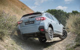 Subaru XV off-roading