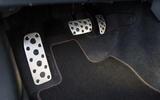 Subaru XV alloy pedals