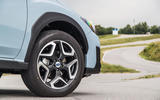 Subaru XV alloy wheels