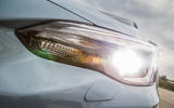 Subaru XV LED headlights