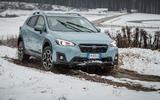 Subaru XV off-road