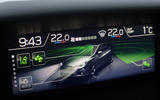 Subaru XV safety system monitor