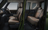 Mitsubishi Super Height K-Wagon - interior
