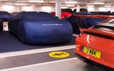 London's secret supercar store