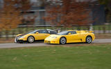 The evolution of the supercar