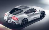 2020 Toyota GR Supra 2.0-litre