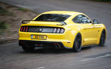Ford Mustang Sutton CS700 rear