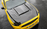 Ford Mustang Sutton CS700 bonnet