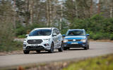 Volvo XC40 vs Volkswagen Tiguan, DS 7, BMW X1, Audi Q3, Ford Kuga and Mazda CX-5