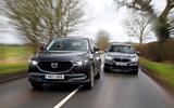 Volvo XC40 vs Volkswagen Tiguan, DS 7, BMW X1, Audi Q3, Ford Kuga and Mazda CX-5