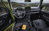 Suzuki Jimny 2019 official reveal photos interior