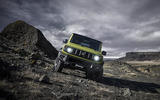 Suzuki Jimny 2019 official reveal photos front