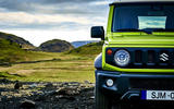 Suzuki Jimny 2019 official reveal photos half