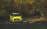 Suzuki Swift Sport 2018 long-term review - forest