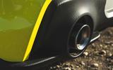 Suzuki Swift Sport 2018 long-term review - exhaust