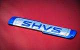 Suzuki Swift SHVS badging