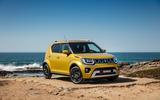 Suzuki Ignis 2020 facelift official images - static