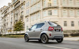 Suzuki Ignis 2020 facelift official images - rear