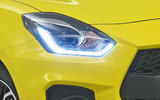 Suzuki Swift Sport 2018 long-term review - headlights