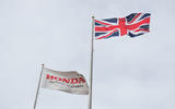 Honda factory Swindon flag