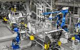 Honda Swindon factory production line