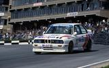 Frank Sytner was a race winner in the BMW M3