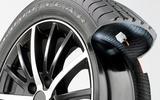 Smart tyre