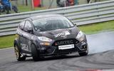 Time Attack in a 340bhp Ford Fiesta ST