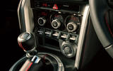 Toyota GT86 2016 interior