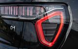 2020 Lynk&Co 01 - rear light