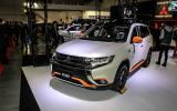 Outlander PHEV Outdoor Gear