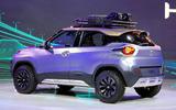 New Delhi Auto Expo 2020 - Tata Sierra rear