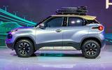 New Delhi Auto Expo 2020 - Tata Sierra side