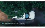 JLR off-road autonomous driving technology