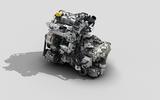 TCe 100 engine