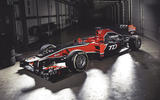 2020 TDF-1 Formula 1 car - static