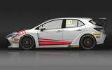 Toyota Corolla racer will carry Toyota Team GB branding