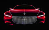 Mercedes-Maybach Pebble Beach concept