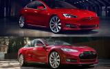 Tesla Model S update 2016