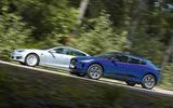 Tesla Model S vs Jaguar I-Pace
