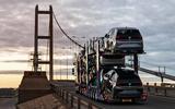 Volkswagen ID 3 lands at UK port