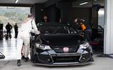 2017 BTCC: testing out Honda's 360bhp Civic Type R