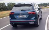 2020 Volkswagen Tiguan - rear