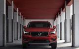 New Volvo XC40 red