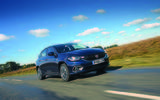 Fiat Tipo driving - front