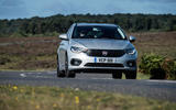 Fiat Tipo front end