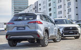 2020 Toyota Corolla Cross Thailand launch - rear